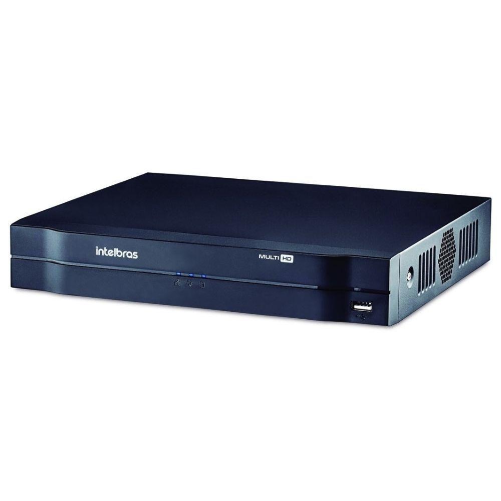 DVR gravador 16 canais AHD,HDTVI,HDCVI,analógica + 2 canais IP =18 canais 5 em 1 intelbras MHDX 1116 1080p - JS Soluções em Segurança