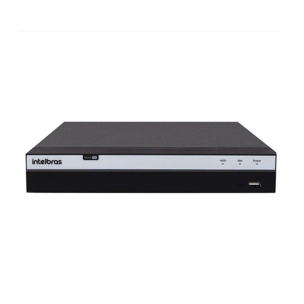 DVR Gravador 16 canais AHD,HDTVI,HDCVI,Analog + 8 canais ip 6Mg = 24 canais Full HD 5 em 1 MHDX 3116 até 4 megapixels - JS Soluções em Segurança