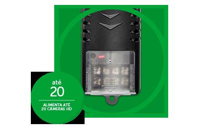 FONTE 12V 5A INTELBRAS - EF 1205+ - JS Soluções em Segurança