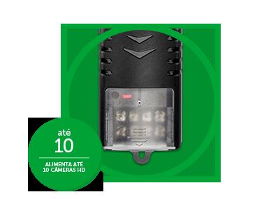FONTE DE ALIMENTAÇÃO 12V 3A INTELBRAS - EF 1203+ - JS Soluções em Segurança