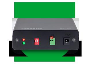 Módulo de automação entradas e saídas de alarme e PGM - intelbras Multi-BOX - JS Soluções em Segurança