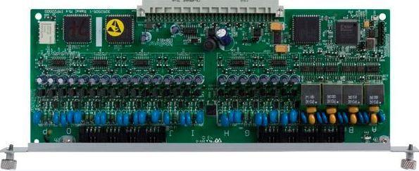 PLACA 16 RAMAIS MISTA IMPACTA 140 12 ANALOGICOS E 4 DIGITAIS IMPACTA 94/140/220/300 INTELBRAS - JS Soluções em Segurança