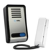 Porteiro Eletrônico F8-SN HDL - JS Soluções em Segurança