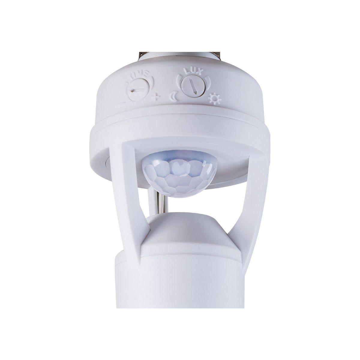 Sensor de presença para iluminação intelbras ESP 360 S  - JS Soluções em Segurança