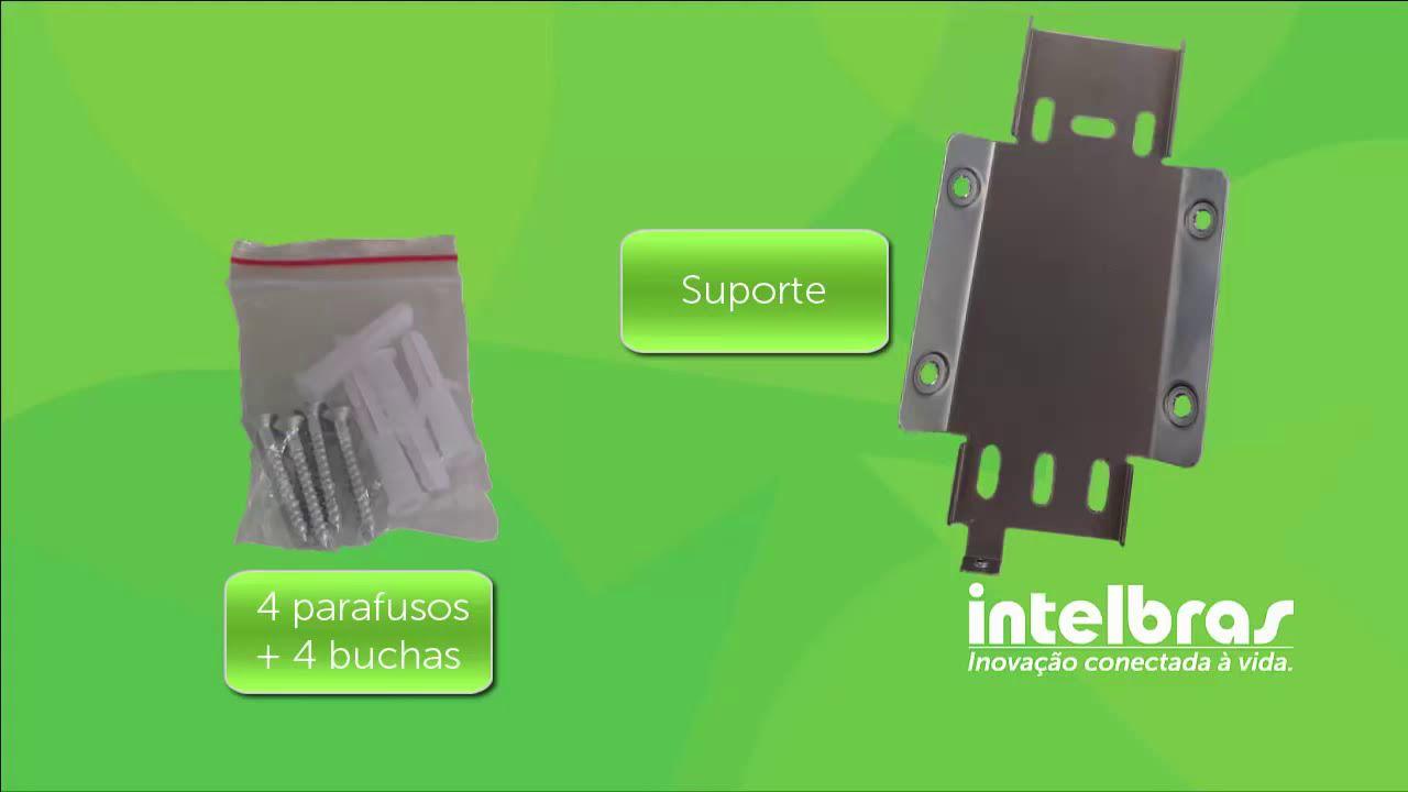 Sensor infravermelho para uso externo intelbras tripla tecnologia micro-ondas pet 35kg 110° IVP 3000 MW EX - JS Soluções em Segurança