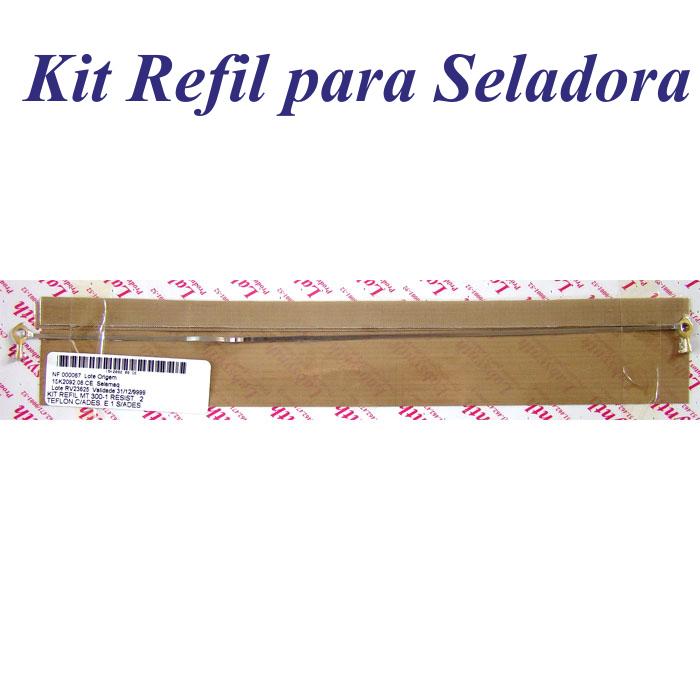 Refil para Seladora MT 300 - 30 cm ( 2 Teflons)