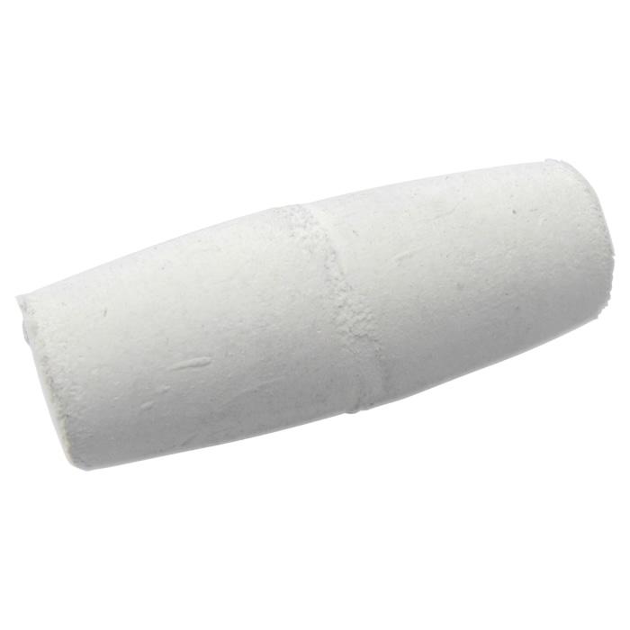 Rolha de Borracha para Butirômetro - Pacote com 10 unidades