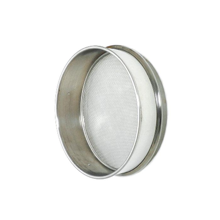 Peneira (Tamis) Granulométrica em Aço Inox Tyler 6