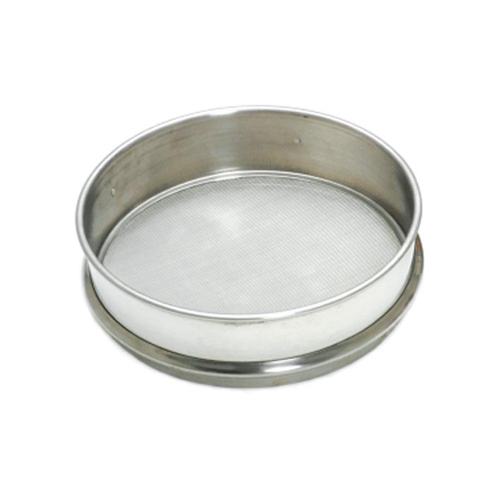 Peneira (Tamis) Granulométrica em Aço Inox Tyler 8