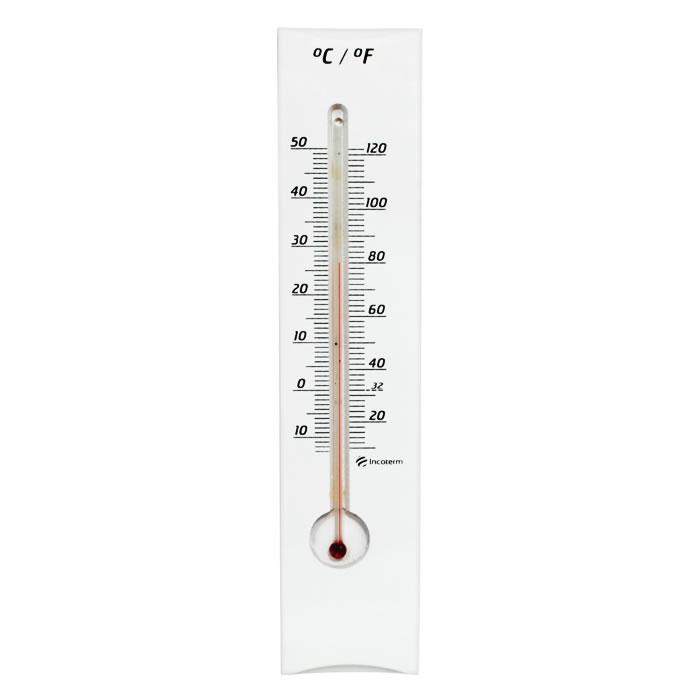 Termômetro -10 +50ºC Ambiente TA 214.02