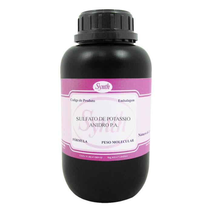 Sulfato de Potássio Anidro P.A.