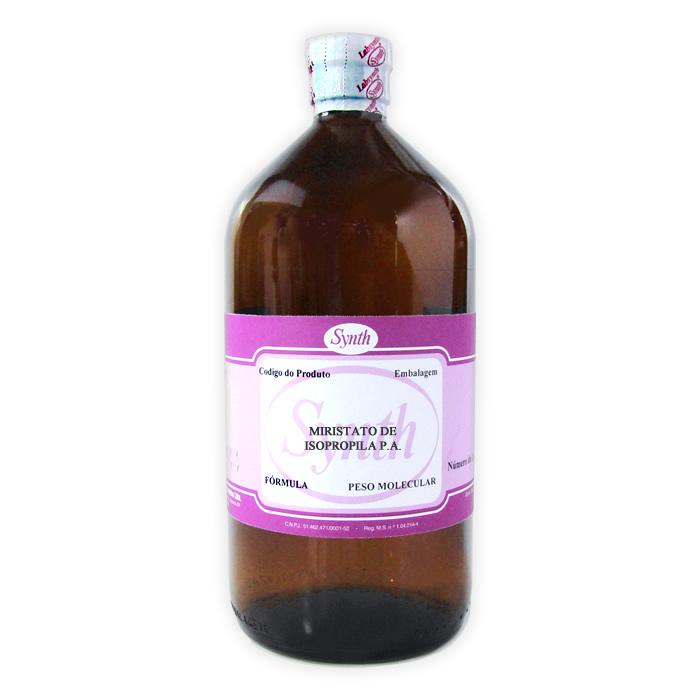 Miristato de Isopropila P.A. - Embalagem 1000mL