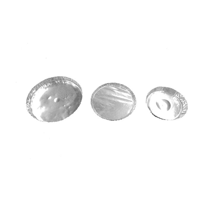 Prato em Alumínio  - Pacote com 100 peças