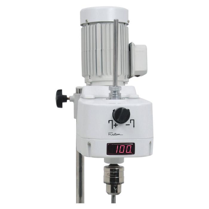 Agitador Mec�nico Digital 60 Litros 2000 RPM - Ref. 722S