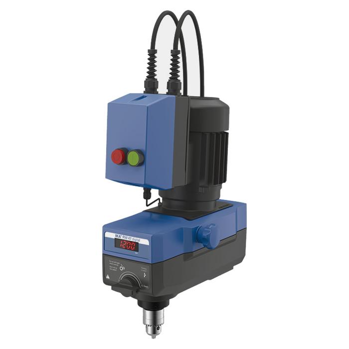 Agitador Mecânico RW 47 Digital Package 200 Litros Ref. 9023300