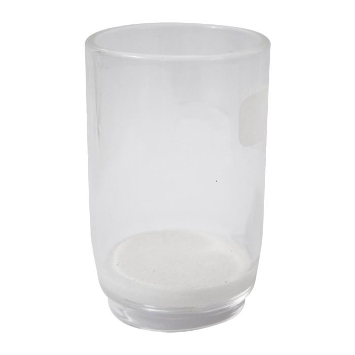 Cadinho Filtrante em Vidro (Gooch) 50mL G1 Grossa média 100 a 160 Micrômetros Ref. 76300B