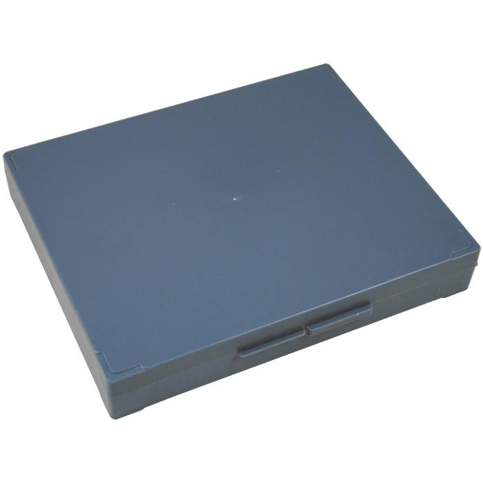 Caixa Porta L�minas em Pl�stico para at� 100 L�minas