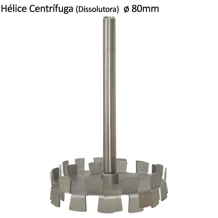 H�lice Centr�fuga (Dissolutora) �80x600mm Ref. 200.370