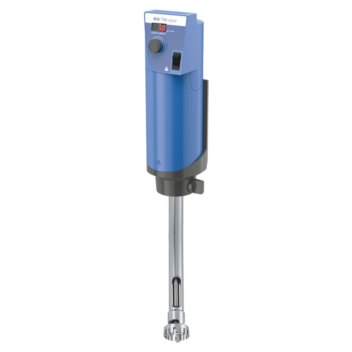 Homogenizador T50 Digital Ultra Turrax 0,25 a 30 Litros 230V