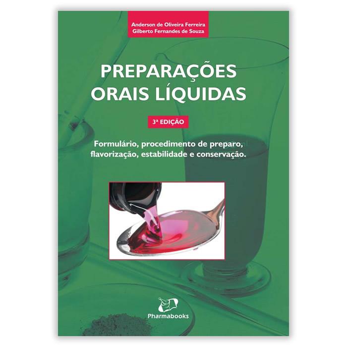 Livro - Preparações Orais Líquidas 3ª Edição