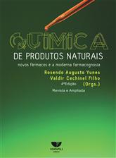 Livro - Qu�mica de Produtos Naturais: Novos F�rmacos e Farmacognosia 4� Edi��o