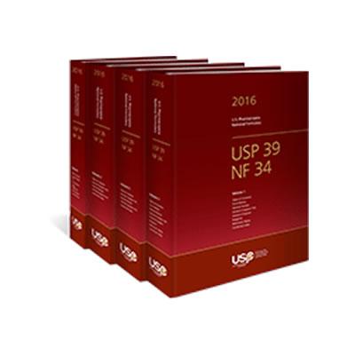 Livro - USP 40 NF 35 Pharmacopeia Americana 2017 + 2 Suplementos