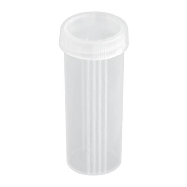 Porta L�mina Tipo Frasco Capacidade para at� 3 L�minas - Caixa com 500 unidades