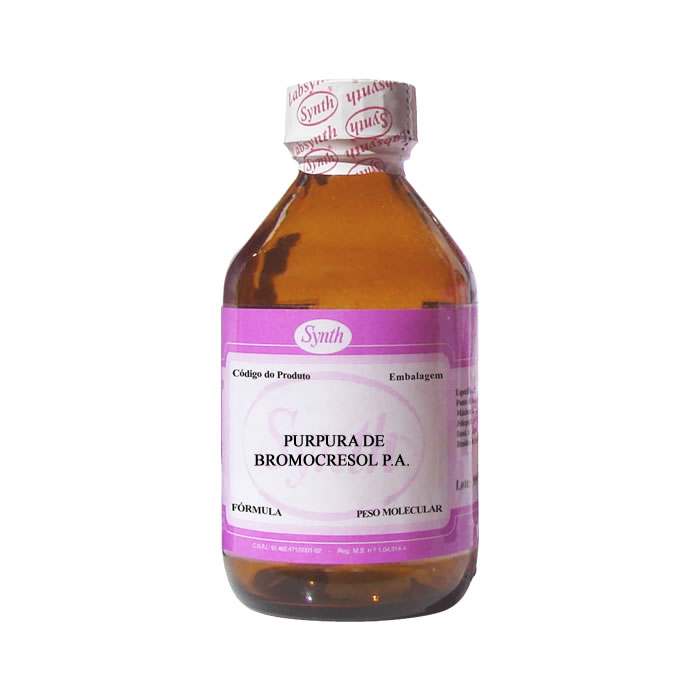 Púrpura de Bromocresol P.A. - Embalagem 25g
