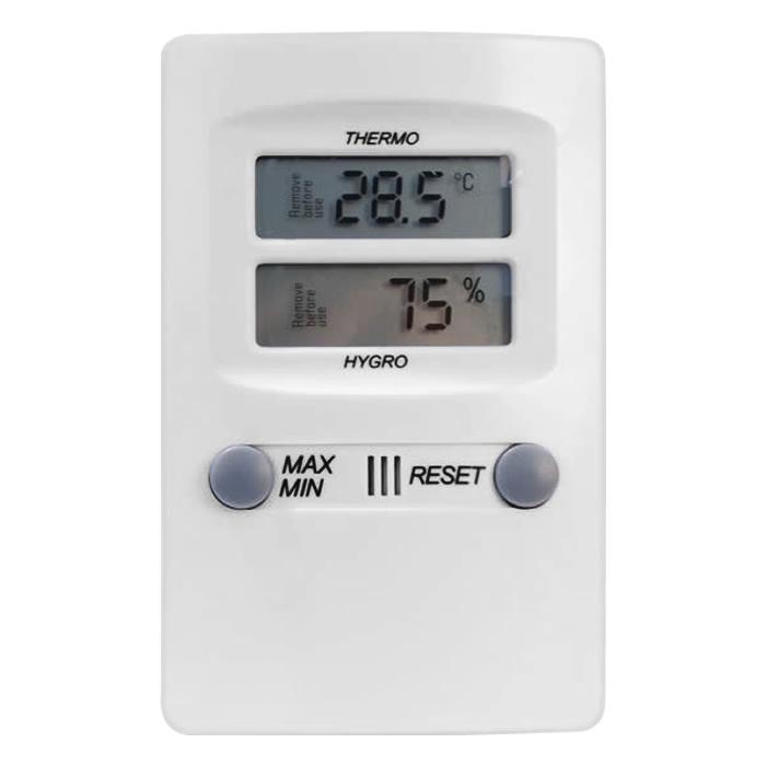Termohigrômetro Digital -10+60ºC sem Cabo Ref. 7429.02.0.00