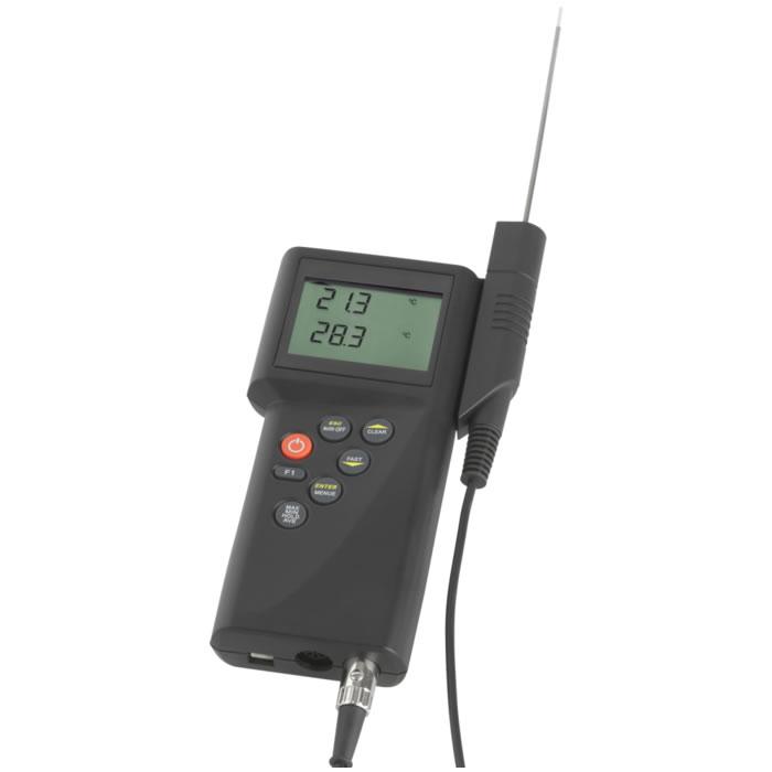 Termômetro Tipo Espeto (Alta Precisão) sem Sonda -200+850ºC P705