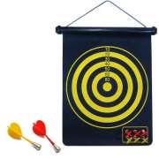 Jogo de dardos magnético dupla face tamanho grande - RPC-COMMERCE