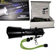 Lanterna T�tica de Led Recarreg�vel - 12000W/34000 L�mens TD-67 - RPC-COMMERCE