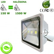 Refletor De Led Holofote Branco Frio 150W IP65 Bivolt - RPC-COMMERCE