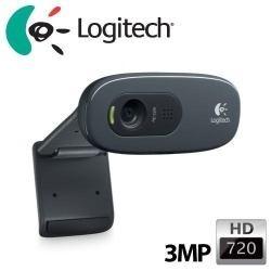 Webcam HD 720P C270 Logitech