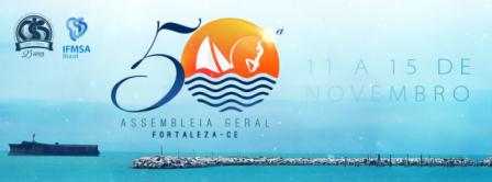 Inscrição - 50º AG - Alumni  - CENTRAL DE PAGAMENTOS IFMSA BRAZIL