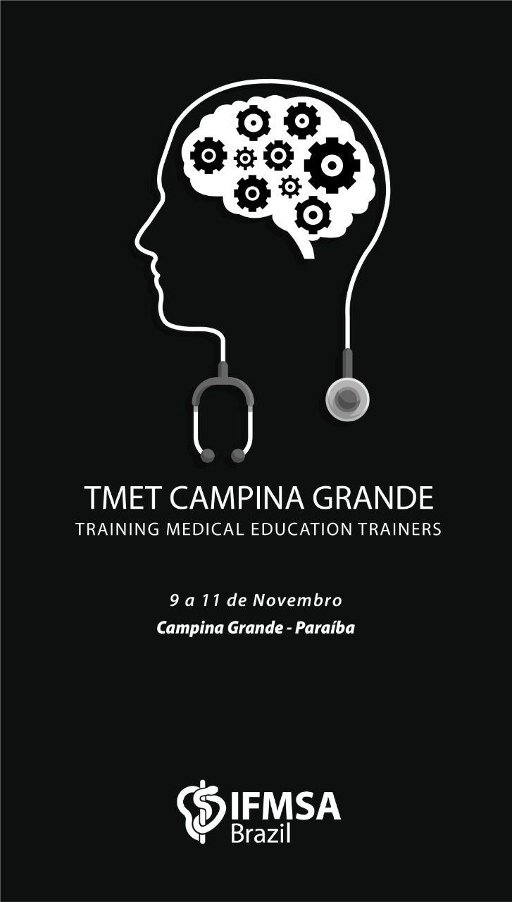 TMET - CAMPINA GRANDE - COM HOSPEDAGEM  - CENTRAL DE PAGAMENTOS IFMSA BRAZIL