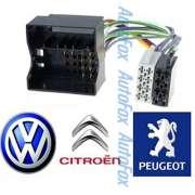 Adaptador de Chicote Peugeot Volkswagen