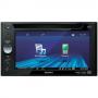 DVD Player Sony XAV-W64BT tela 6.1� 2 din - Bluetooth, USB, Ipod/IIphone, Aux P2, 4 sa�das RCA, entrada c�mera de r� e tv digital - AMKG