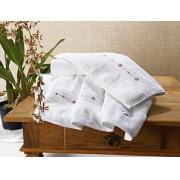 Jogo de Banho com 05 pe�as com toalhas tamanho gigante - Jogo de Toalhas Supreme