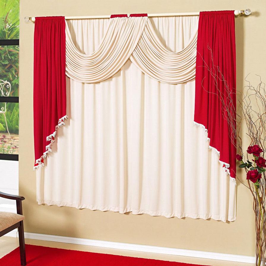 Cortina para quarto vermelha obtenha uma - Comprar cortinas barcelona ...