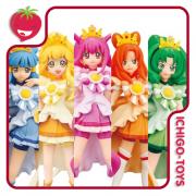 Smile PreCure! - Princess Form - Cutie Figure Set