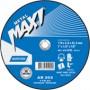 Disco Desbaste Norton Maxi - BDA 600 180 (7 POL.) - Casa da Maquina - Loja de ferramentas e m�quinas.