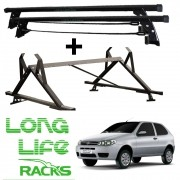 Kit Rack Longlife + Porta Escadas Palio 2 Portas