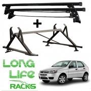 Kit Rack Longlife + Porta Escadas Palio Siena 4 Portas