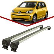 Rack Teto Bagageiro Volkswagen Up 2p E 4p Alumínio Longlife