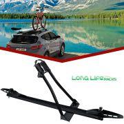 Suporte Calha Transbike Aluminio Black Bicicleta Longlife Bike