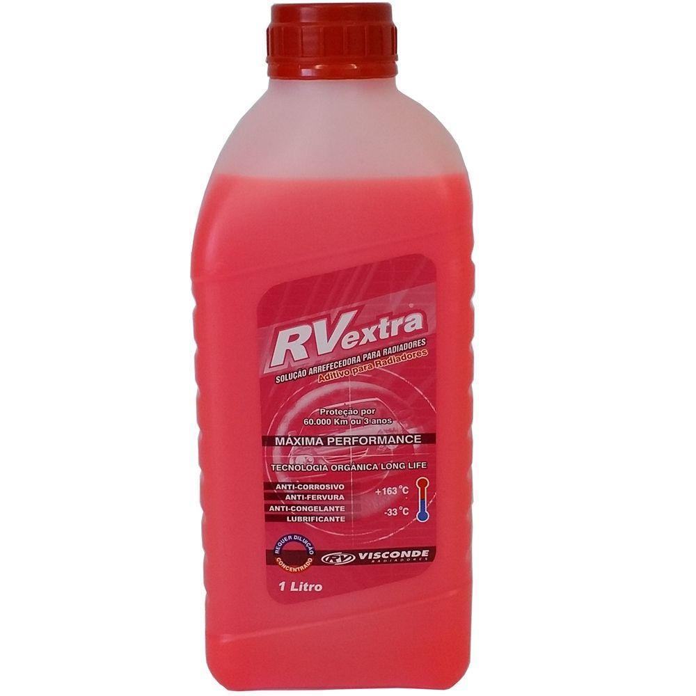Aditivo De Radiador Concentrado Rosa Visconde Rv61005
