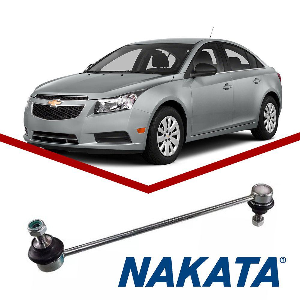 Bieleta Estabilizadora  Dianteira GM Cruze 2011 a 2016 Nakata