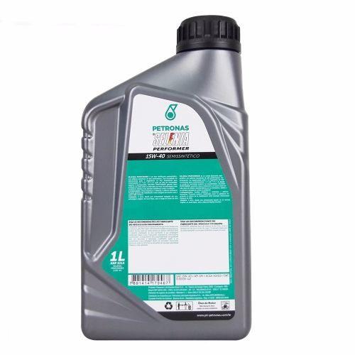 Kit Troca de Oleo + Filtro Fiat Punto Idea Selenia K 15W40