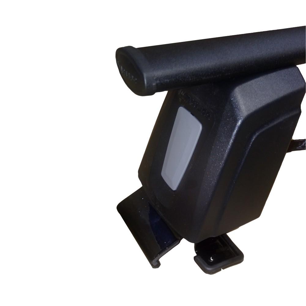 Rack Teto Onix Prisma 2013 Em Diante Aco Lançamento Longlife